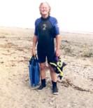 Craig swimming west of Port Angeles