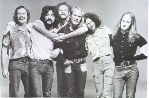 The Honk Band in 1975