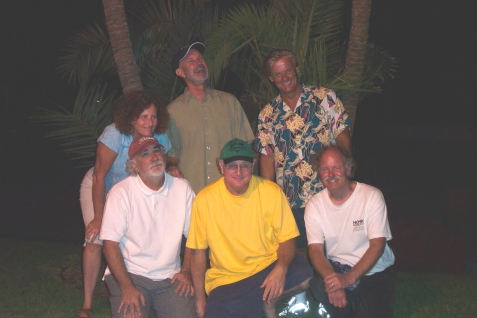 the Honk Band in 2003