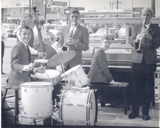 The Downbeats 1963