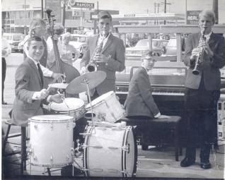 The Downbeats 1963