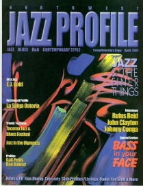 Northwest Jazz Profile
